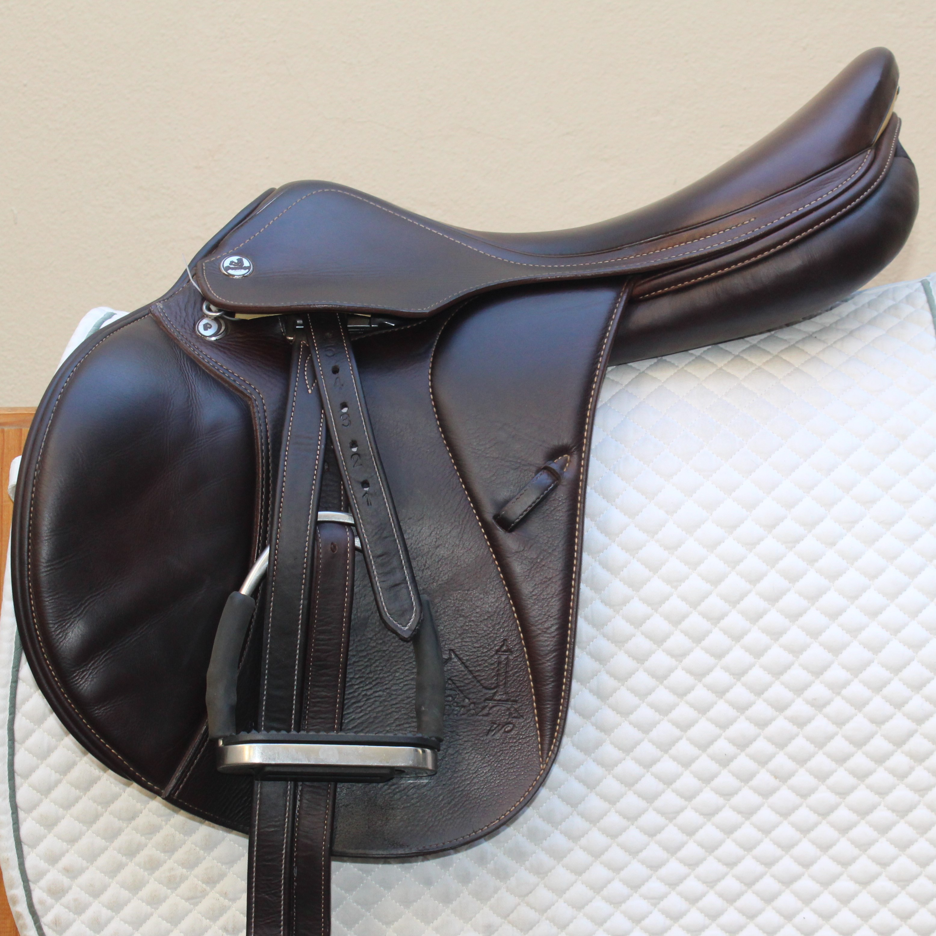 PRESTIGE PARIS W JUMPING SADDLE (CS208)